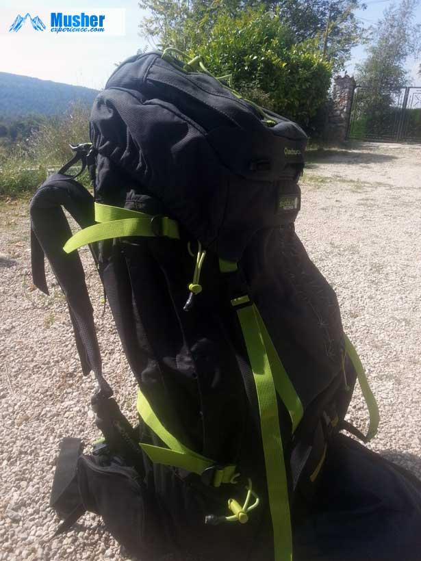 Sac à dos Quechua Symbium Access 70