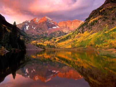 Lac Aspen, Colorado