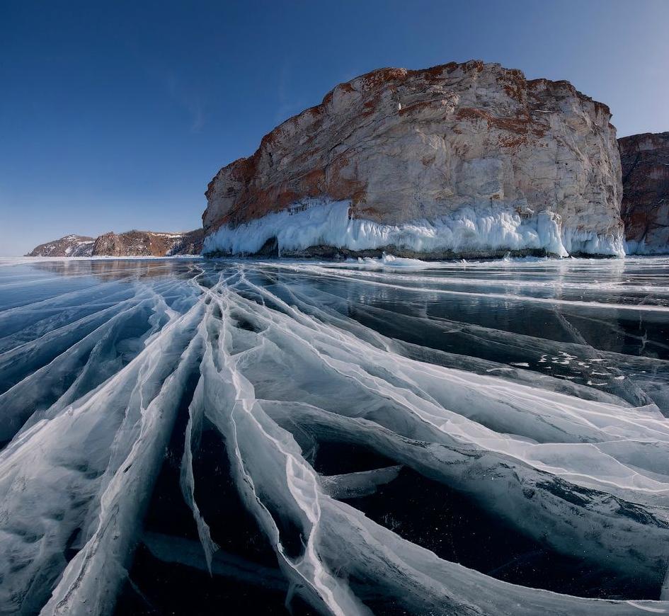 Lac Baikal, Sibérie, Russie