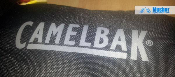 Camelbak, logo sur le StoAway
