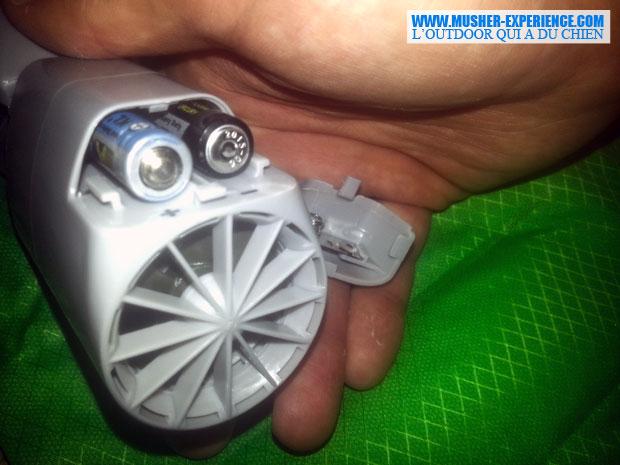 Mini-pompe matelas gonflable