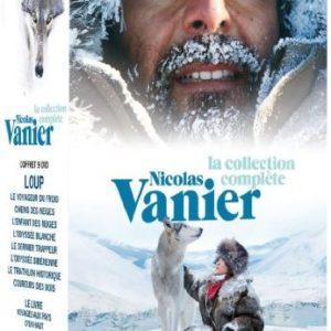Nicolas-Vanier-La-collection-complte-Coffret-9-DVD-dition-Limite-0