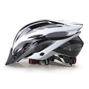 Gonex-T-A002-Casque-de-vlo-Casque-Route-Casque-vlo-Casques-Pour-VTT-VTC-BMX-Technologie-moule-Couleur-Noir-Blanche-Pour-Cycliste-0