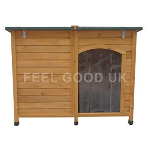 FeelGoodUK-Dog-Kennel-chenil-niche-Dog-House-en-bois-Avec-toit-inclin-extra-large-120-x-85-x-91-cm-0