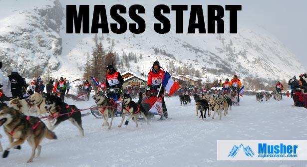 Mass-Start La Grande Odyssée