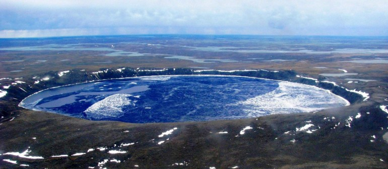 Cratère Pingualuit - Nanuvik - Québec