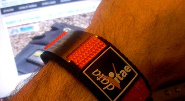 Data Vitae - Bracelet Le baroudeur