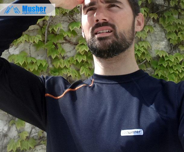 Coldwinner: sweatshirt