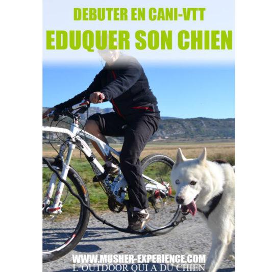 eduquer chien debuter en canivtt bikejoring debutant