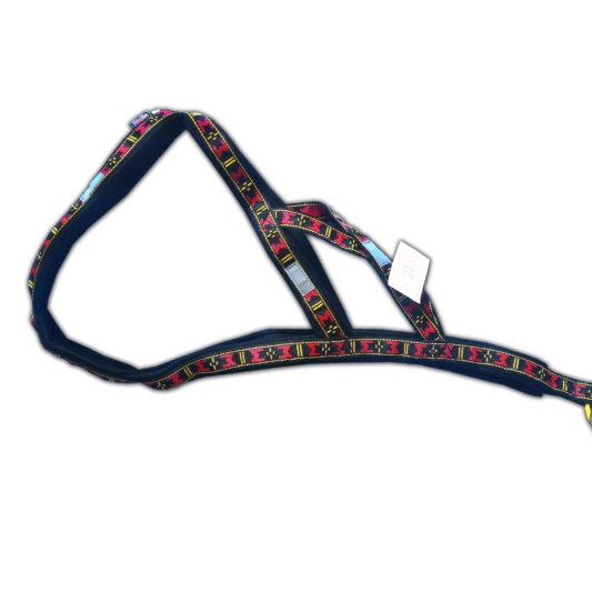 Harnais xback manmat classique chien rouge profil renforce carre
