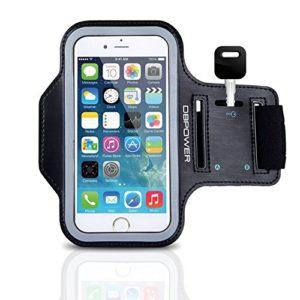 DBPOWER-Armband-de-Tlphone-Brassard-de-Sport-Anti-Sueur-avec-Porte-cls-pour-iPhone-44s55c5s-Galaxy-S3-0