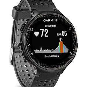 Garmin-010-03717-55-Forerunner-235-Montre-de-Running-GPS-avec-Cardio-au-Poignet-Noir-0