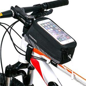 Intsun-Sac-de-GuidontuiHousse-Nouveau-Design-Portable-Sacoche-Cyclisme-Bicycle-Smartphone-Bag-cran-Tactile-57-Pouce-pour-VTT-Vlo-de-Route-Vlo-de-Ville-Vlo-Pliant-etc-Noir-12496-0