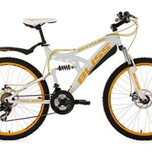 KS-Cycling-Bliss-VTT-tout-suspendu-Blanc-26-47-cm-0