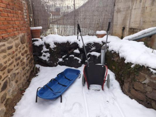 Chariot de randonnée et Pulka: avis