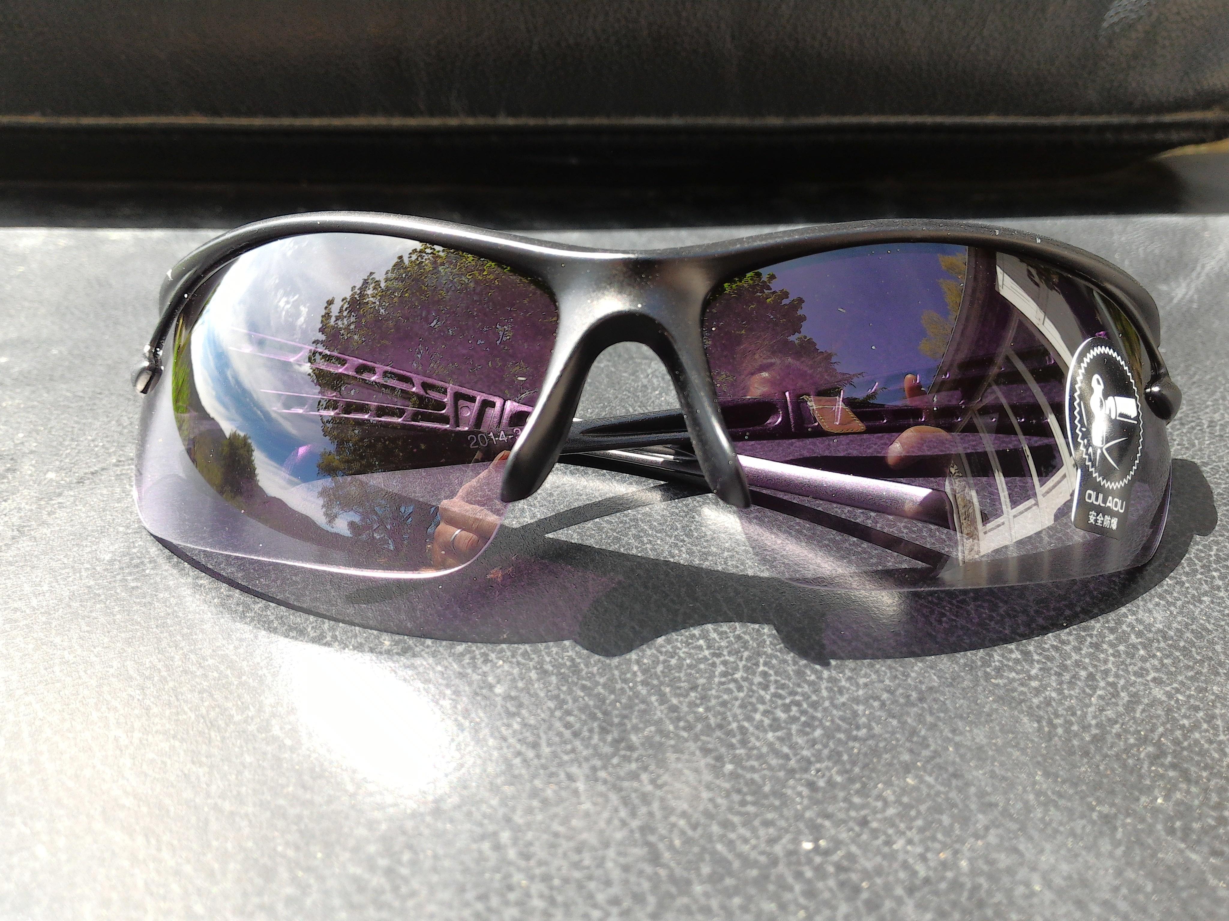 Lunettes de protection canivtt: lunette de soleil homme