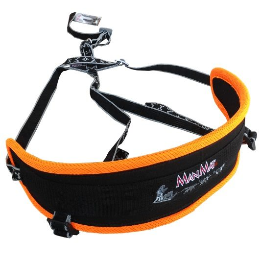 baudrier-canicross-ceinture-canicross-confort-manmat-orange