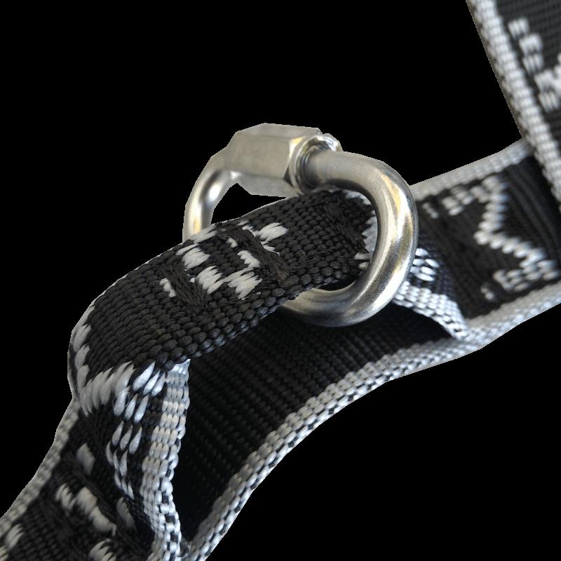 Baudrier canicross ceinture canicross système attache laisse canicross