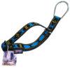 Collier semi étrangleur Manmat – collier pour chien bleu et noir