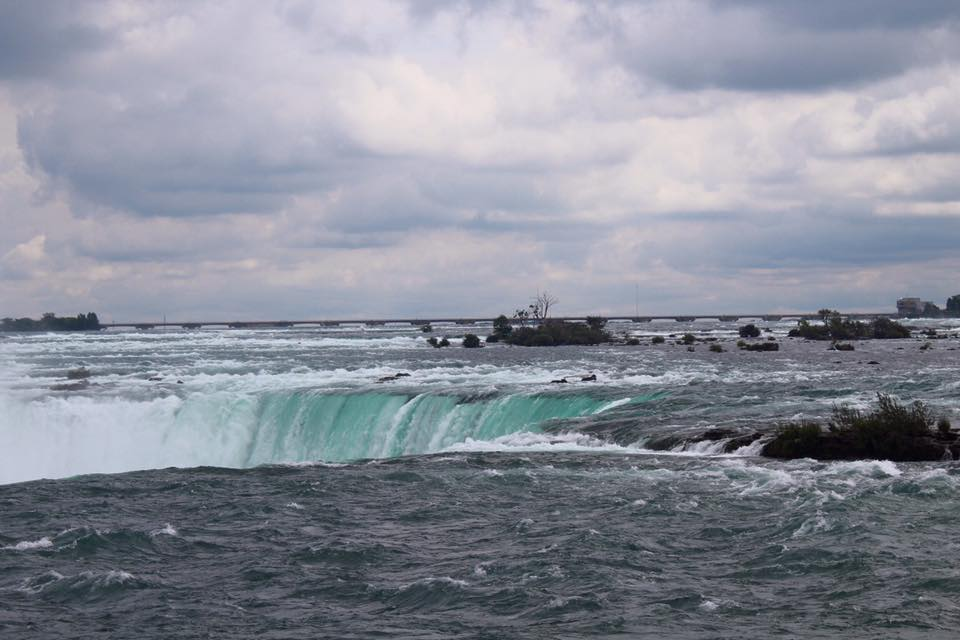 Chute du Niagara - Amérique du Nord