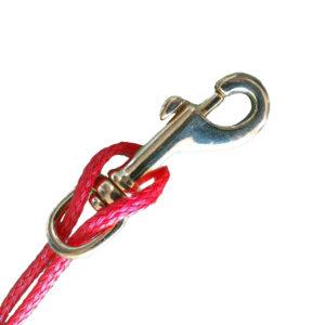 Corde ligne de cou - neckline - mousqueton ligne de trait pour chien traineau