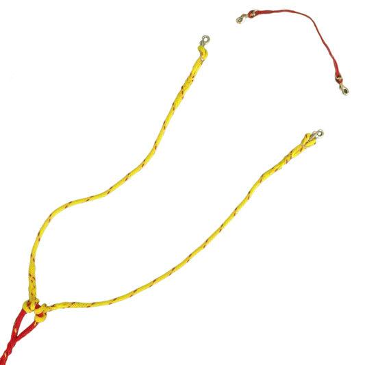 Ligne de trait pour chien - module leader tugline et neckline