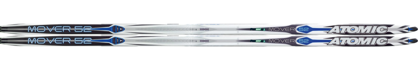 atomic mover 207 - ski pour traineau