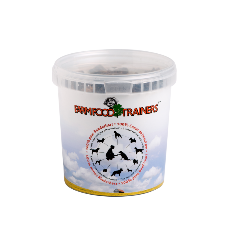 friandise chien farmfoods trainers 333g