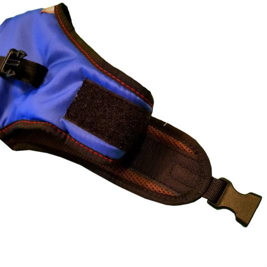 manteau chien reglable thermo coat manmat