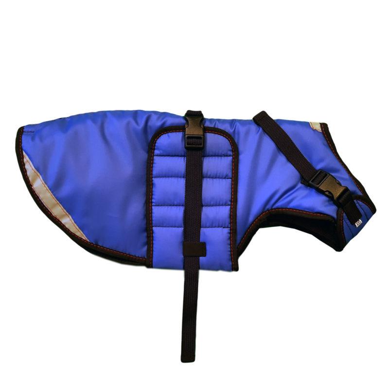 manteau pour chien thermo coat manmat prot ge du froid et de la pluie. Black Bedroom Furniture Sets. Home Design Ideas