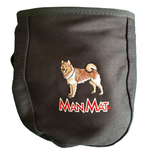 sac à friandise chien de traineau Manmat