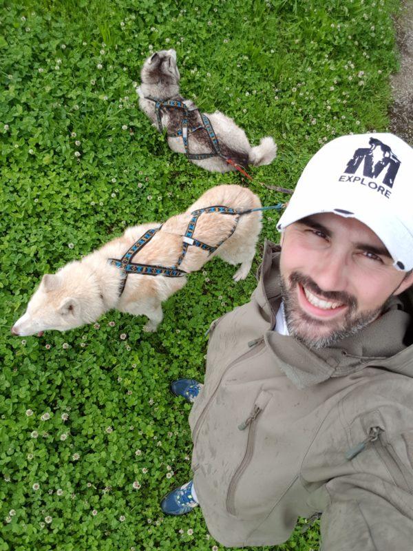 casquette m explore musher experience
