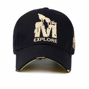 casquette-m-explorer-loup-noire-face