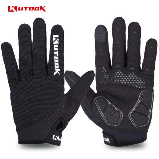 gants vtt canivtt long noir doigts protege
