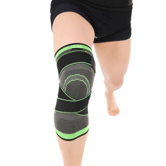 genouillere de renfort canicross protege genou running