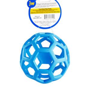 balle geometrique jw pour chien bleu grand chien back