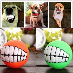 balle smile dog - balle pour chien