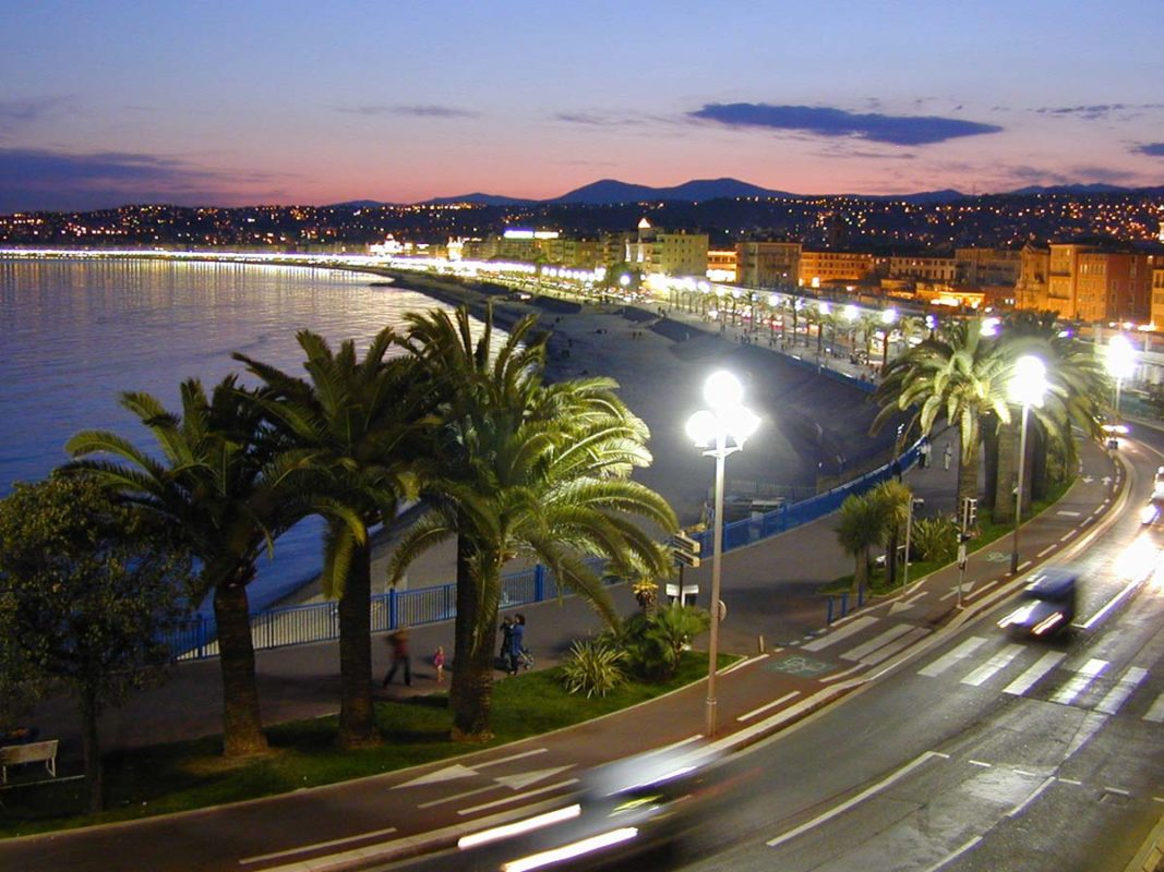 running canicross promenade des anglais nice 06 alpes maritime