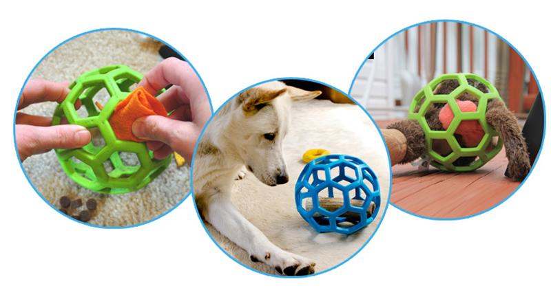 jouet pour chien - balle insolite sport chien