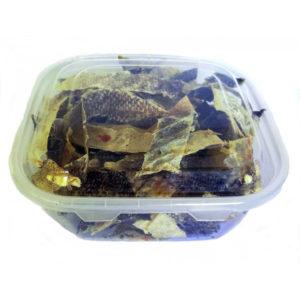 peau de poisson pour chien - boite friandise pour chien