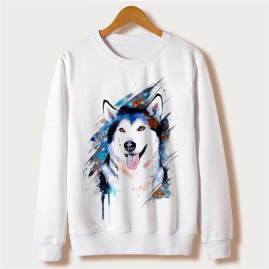 sweat-blanc-husky-siberien-mode-imprime