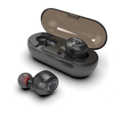 Écouteurs bluetooth sans fil canicross running sport