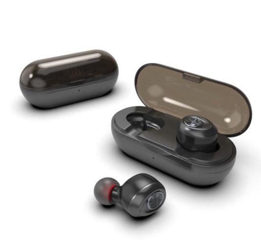 Écouteurs bluetooth sans fil course à pied