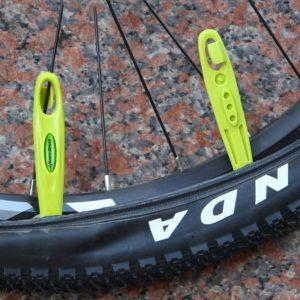 Démonte pneu VTT - levier pneu, outil réparation usage