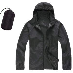 K-Way, veste imperméable ultra légère sac rangement