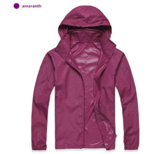 K-Way, veste imperméable ultra légère violet