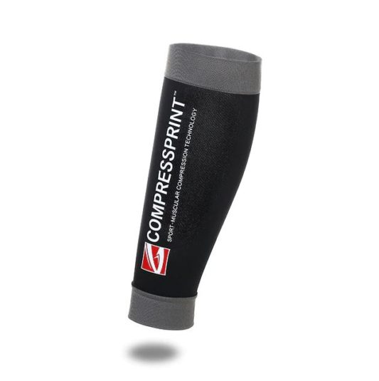 Manchon de compression CompressPrint noir