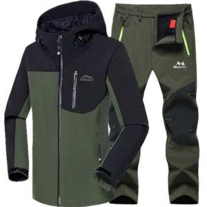 combinaison impermeable hiver outdoor sport
