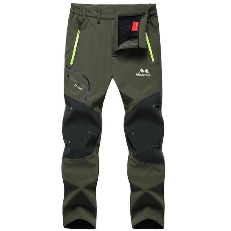 combinaison impermeable hiver outdoor sport pantalon