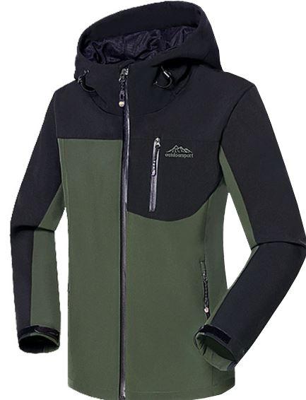 combinaison impermeable hiver outdoor sport veste